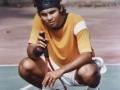 Anwar Elkamouni - Un mensaje de vida para Vencer el Cáncer - Con 21 años, empezando a competir