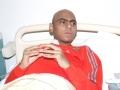 Anwar Elkamouni - Un mensaje de vida para Vencer el Cáncer - En el hospital tras el trasplante de médula