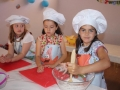 Talleres infantiles de cocina para Vencer el Cáncer en Toledo