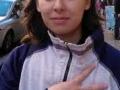 Leti corrió la San Silvestre Vallecana 2013 para Vencer el Cáncer