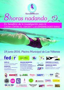 8 horas de natación - Yébenes Swim Maratón (Los Yébenes - Toledo) @ Piscina Municipal de Los Yébenes   Los Yébenes   Castilla-La Mancha   España
