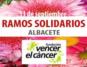 Flores solidarias para Vencer el Cáncer en Albacete @ Feria de Albacete | Albacete | Castilla-La Mancha | España