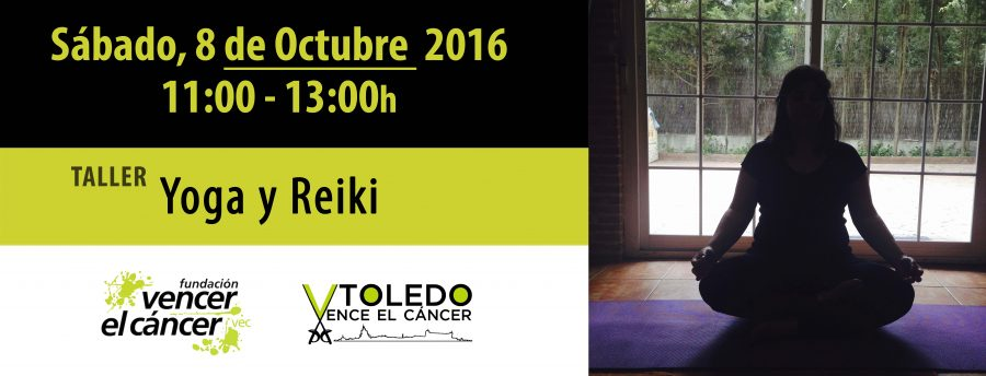 Taller de Yoga para Vencer el Cáncer - Toledo