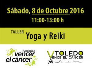 Taller de Yoga y Reiki en Toledo @ Molino de Santa Ana (Junto al Puente de San Martín) | Toledo | Castilla-La Mancha | España