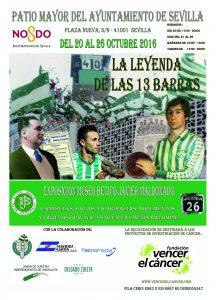 Exposición Leyenda 13 barras para Vencer el Cáncer