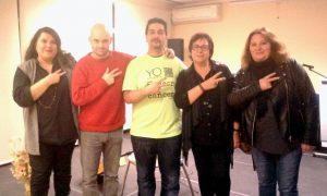 Jueves literario en Torrejón para Vencer el Cáncer