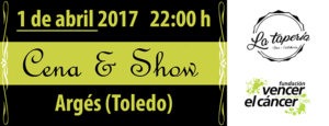 "Cena & Show en Argés @ ""La Tapería"" | Argés | Castilla-La Mancha | España"