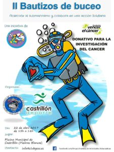 Bautizos de buceo en Castrillón - Piedras Blancas (Asturias) @ Piscina Municipal de Castrillón (Piedras Blancas) | Piedras Blancas | Principado de Asturias | España