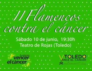 II Flamencos contra el Cáncer en Toledo @ Teatro de Rojas | Toledo | Castilla-La Mancha | España