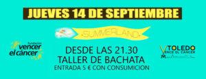 Taller Bachata en Toledo @ Summeland - Recinto Ferial La Peraleda | Toledo | Castilla-La Mancha | España