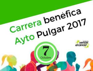 Carrera benéfica en Pulgar (Toledo) @ Plaza Ayuntamiento Pulgar | Pulgar | Castilla-La Mancha | España