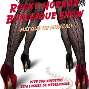 Rocky Horror Burlesque Show - Musical solidario en Madrid @ Teatro Reina Victoria | Madrid | Comunidad de Madrid | España
