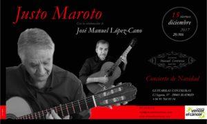 Concierto villancicos populares en Madrid @ Guitarras Manuel Contreras | Madrid | Comunidad de Madrid | España