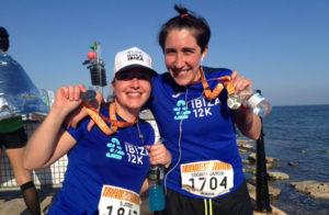 Media maratón rockandrolleando contra el cáncer