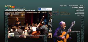 Concierto solidario de la Orquesta Efímera de Guitarras @ Teatro Cervantes  | Petrer | Comunidad Valenciana | España