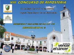 VIII Concurso de Repostería en Rinconada de Tajo @ Plaza Mayor | Rinconada | Castilla-La Mancha | España