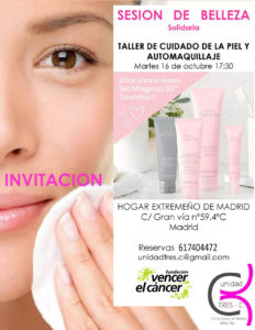 Sesión de belleza solidaria en Madrid @ Hogar Extremeño de Madrid | Madrid | Comunidad de Madrid | España