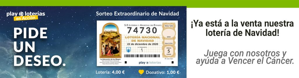 loteria de navidad de VEC