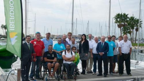 III Campeonato de Europa de Vela Paralímpica para ayudar a Vencer el Cáncer